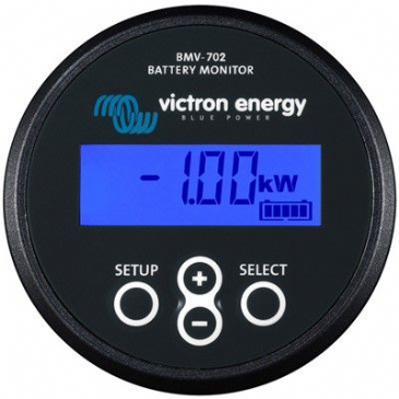 VICTRON BATTERY MONITOR KIT BMV-702 BLK